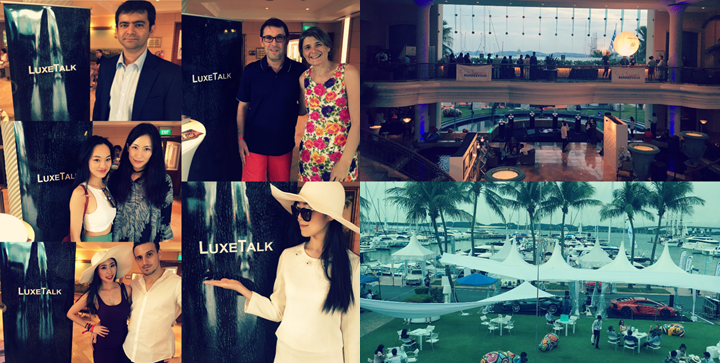 AFFLUENTIAL Monitor: LUXETALK Official Launch