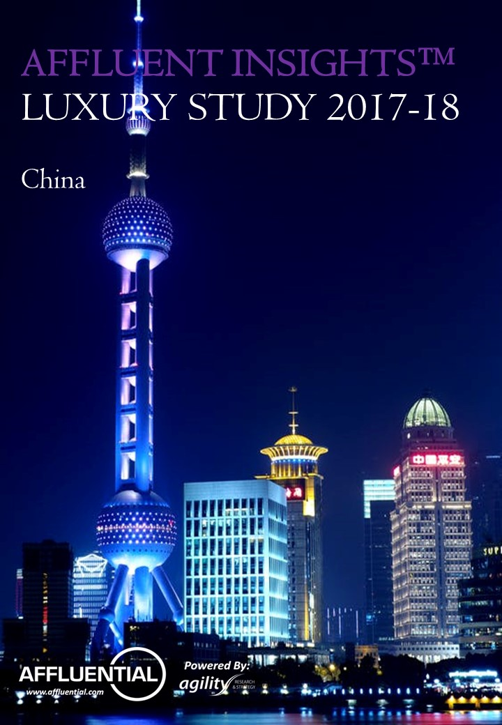 China: Luxury Report 2018