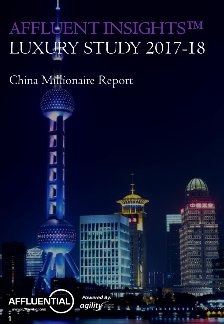 China: Millionaire Report 2018
