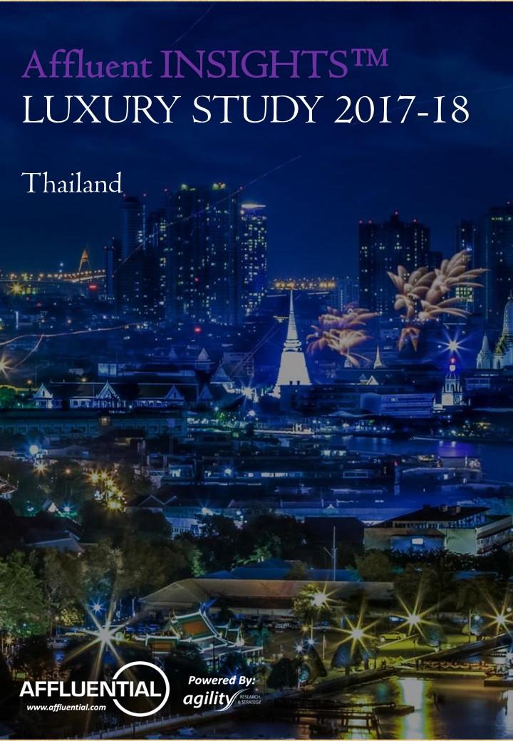 Thailand: Luxury Report 2018