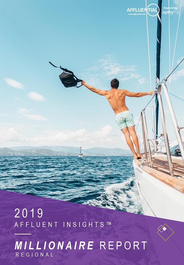 Millionaires: Regional Luxury Report 2019
