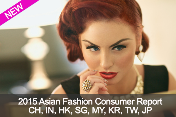 Asian Fashion Consumer Report 2015