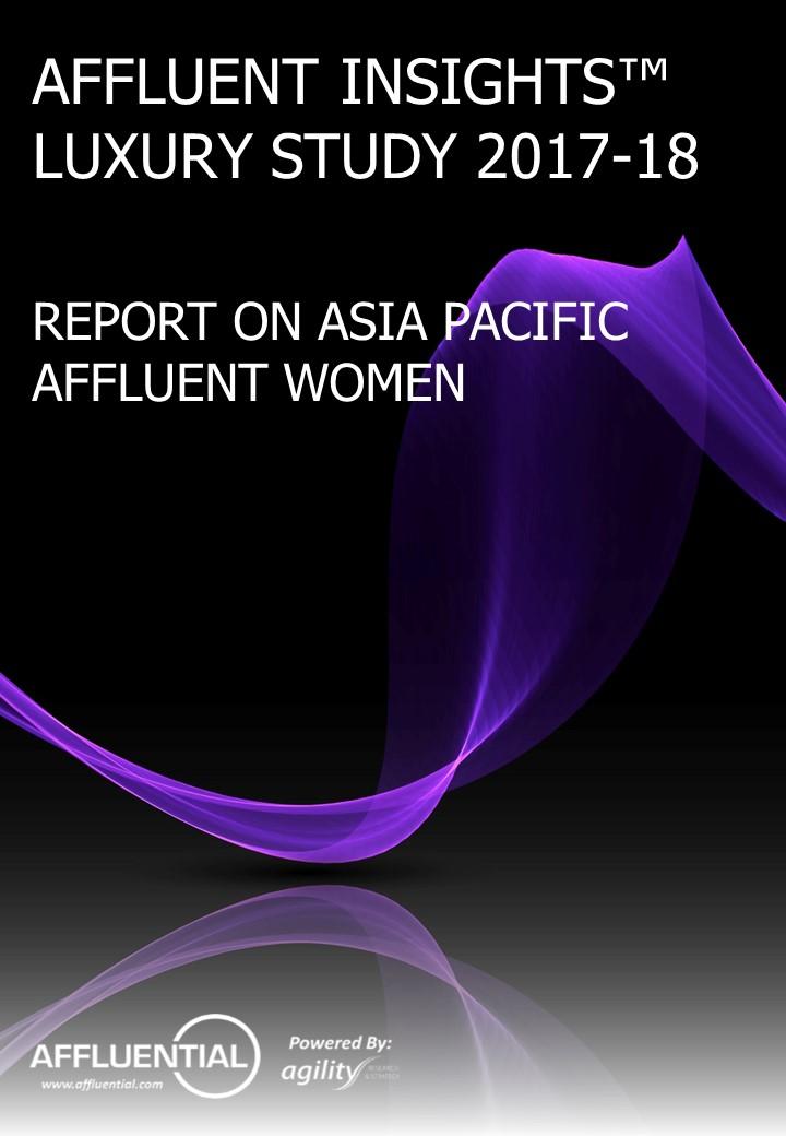 Regional Affluent Women Report: 2018