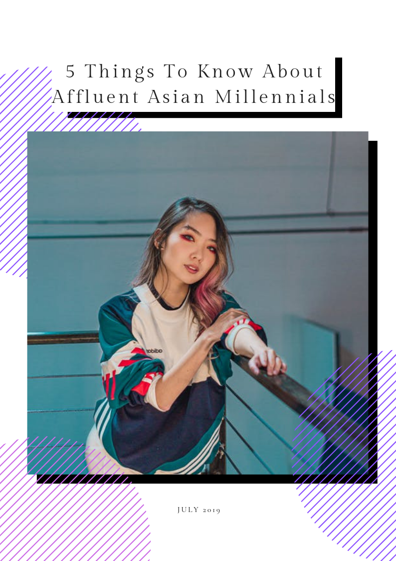 5 Things to Know About Affluent Asian Millennials