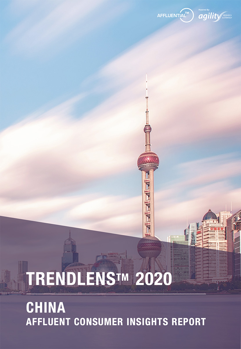 TrendLens™ 2020 China  Affluent Consumer Insights Report