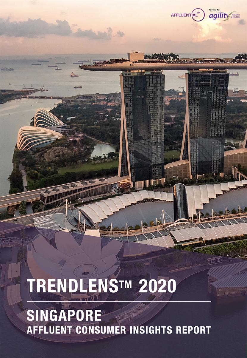 TrendLens™ 2020/2021 Singapore Affluent Consumer Insights Report